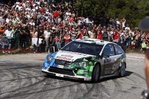 раллийная команда Стобарт (Stobart VK M-Sport Ford Rally Team)