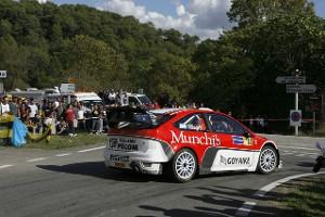 Команда Мунчи Форд (Munchi's Ford World Rally Team)