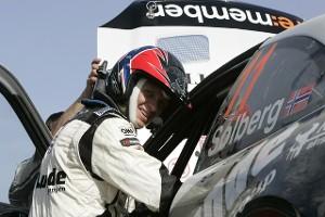 Петтер Солберг и Citroen Xsara WRC