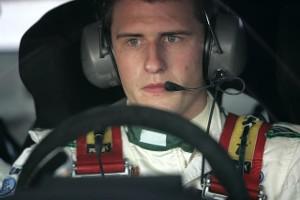 Мэттью Уилсон за рулем Ford Focus WRC