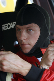 Кими Райкконен (Kimi Raikkonen), WRC