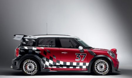MINI World Rally Team