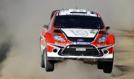 Munchi's Ford World Rally Team
