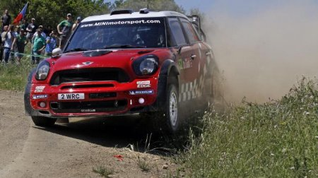 MINI примет участие в Richard Burns Memorial Rally