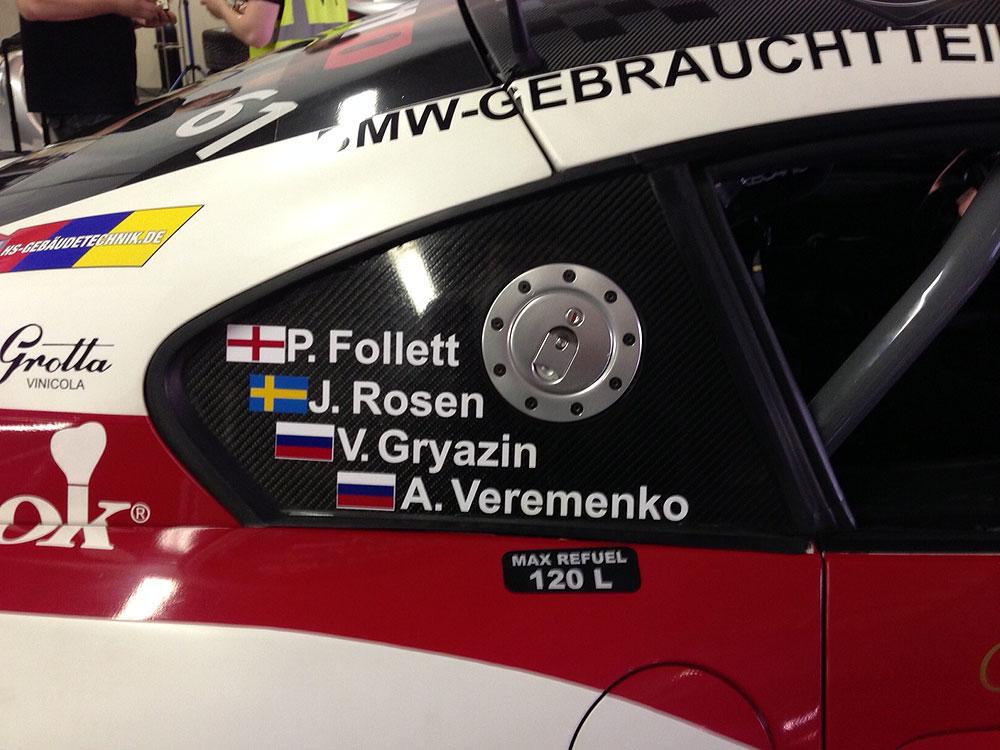 e692f7d41447 Начало нового сезона для Василия Грязина было отмечено тройным дебютом - он  впервые стартовал на кольцевой трассе в Дубаи, ему впервые пришлось  выступать в ...