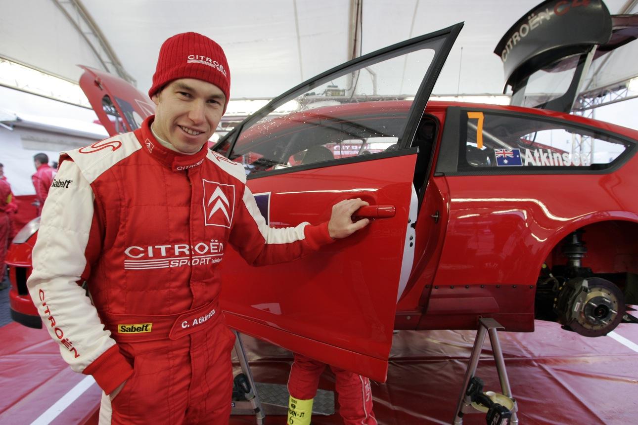 Роберт Кубица может стать заводским пилотом Citroen 47