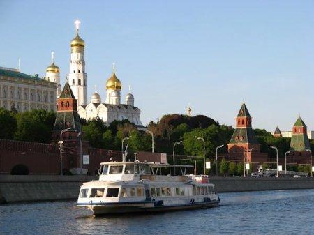 Где погулять в Москве?