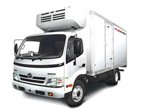 Юг транс грузовики