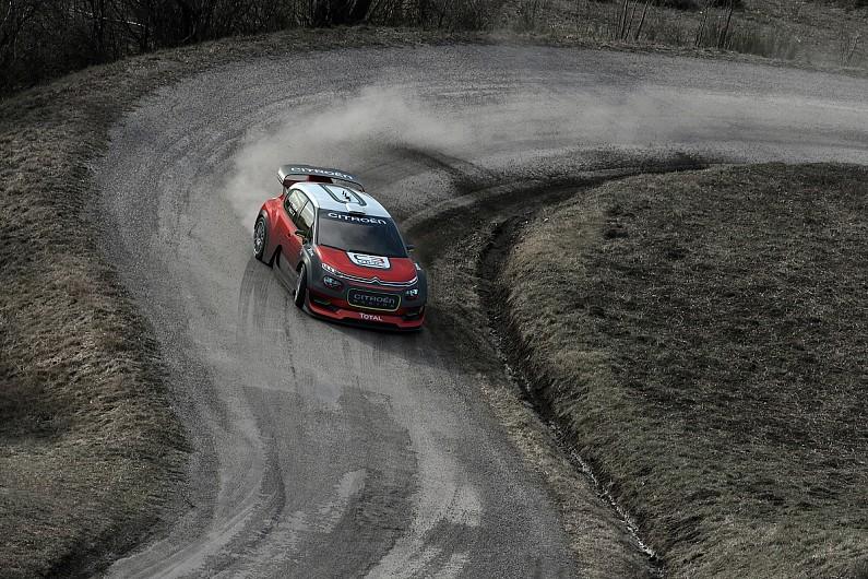 Наоснове серийной модели C3 Ситроен выпустит гоночный концептуальный автомобиль WRC
