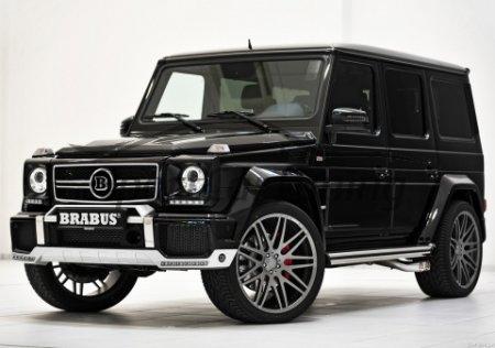 Обвесы на Mercedes