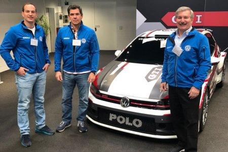 Сразу два Polo GТi R5 на старте в Испании!