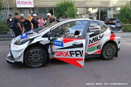 Маркус Грёнхольм планирует стартовать за рулём Yaris WRC