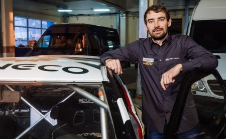 Тимур Тимерзянов: «Считаю татар одной из мощнейших спортивных автомобильных наций»