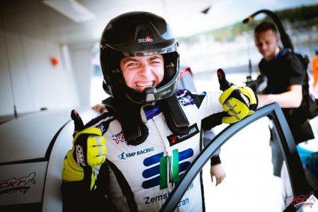 Ульяновец Егор Санин и гонщик из Казани Артур Егоров стали чемпионами России по ралли-кроссу