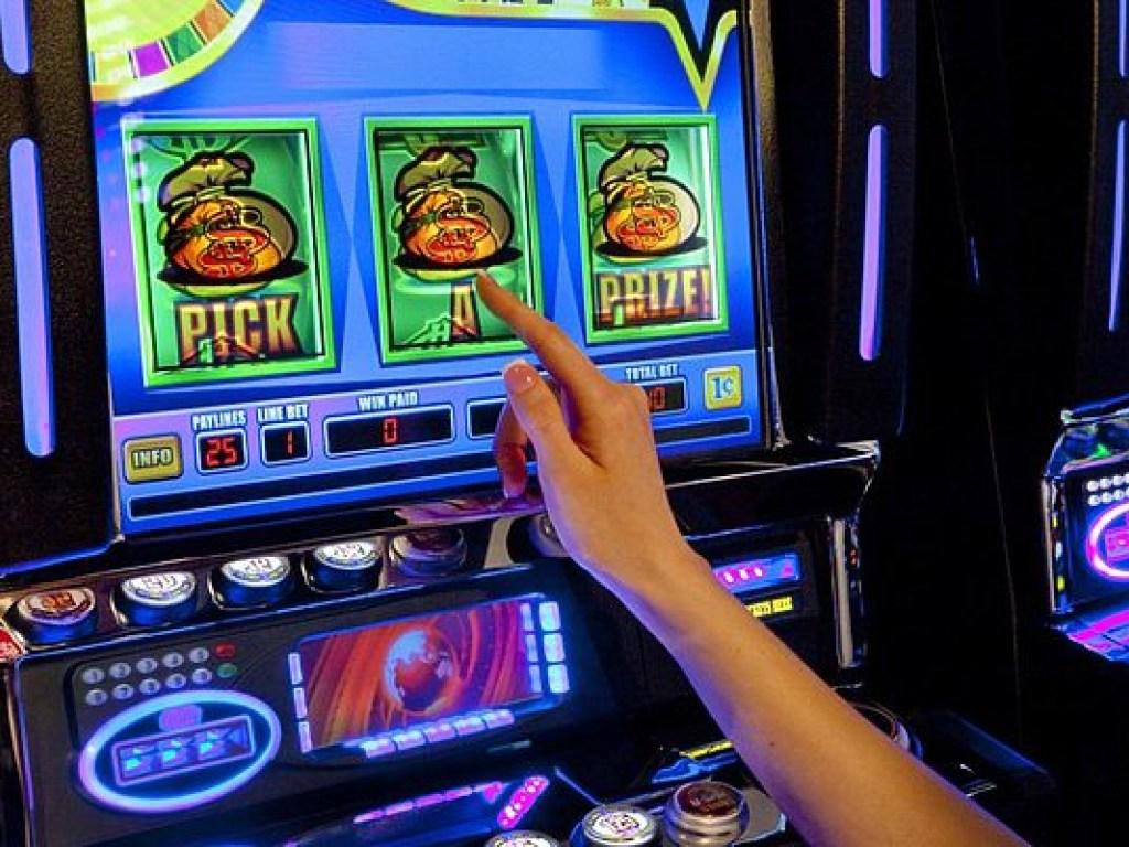 автоматы онлайне игровые поиграть в