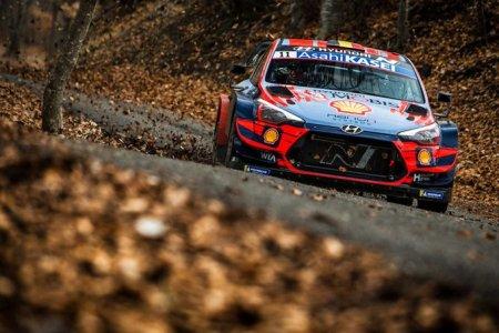 Тьерри Невилль выиграл первый этап WRC сезона 2020 (ралли Монте-Карло)