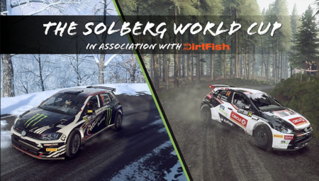 Оливер Сольберг и DirtFish создали Solberg World Cup