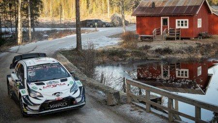 Латвала выступит на ралли Финляндии 2020