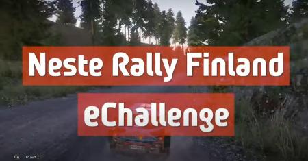 Гонщики WRC сразятся с киберспортсменами на ралли Финляндии