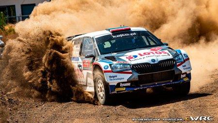 Элфин Эванс сенсационно выиграл ралли Турции 2020 (WRC)