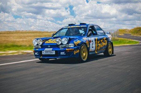 Первую Subaru Impreza, набравшую очки в мировом ралли, пустят с молотка за рекордную сумму