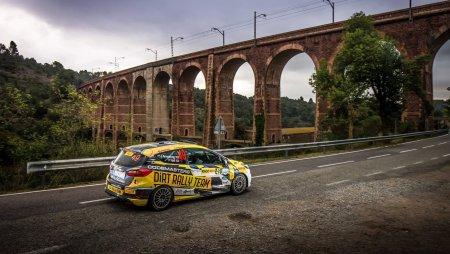 Codemasters DiRT Rally Team - Итоги сезона 2021 в Junior WRC