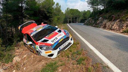 RallyRACC Catalunya, Junior WRC: конец эпохи